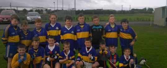 Claremorris Hurling Blitz